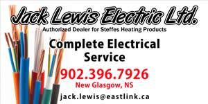 Jack Lewis Electric